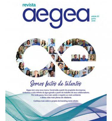 Revista Aegea Edição 20 | Junho 2018