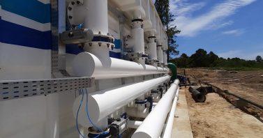 Estação de Tratamento de Água será inaugurada nesta terça-feira em Penha